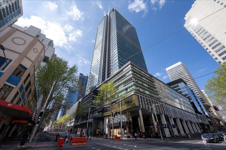 680 World Square, 680 George St, Level 45 Office Space - Sydney