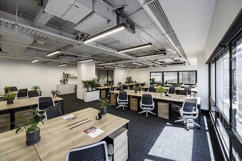 175 Pitt Street, Levels 14-17 Office Space - Sydney