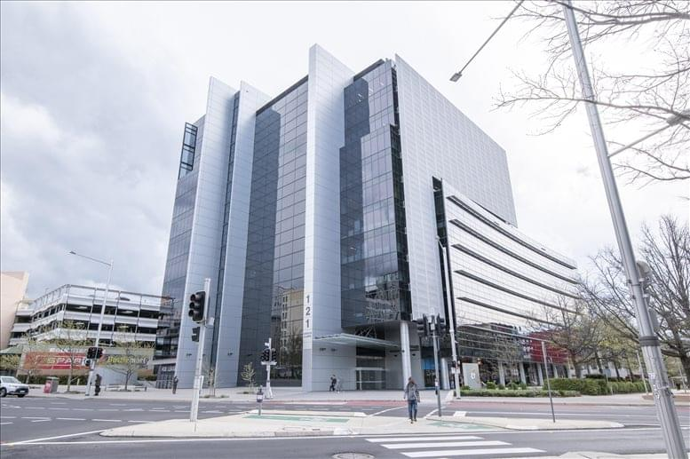 121 Marcus Clarke Street, CBD Office Space - Canberra