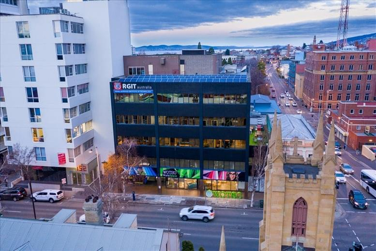 Photo of Office Space on 162 Macquarie Street Hobart