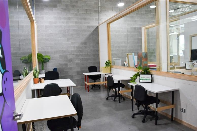This is a photo of the office space available to rent on Westfield Chermside, Chermside