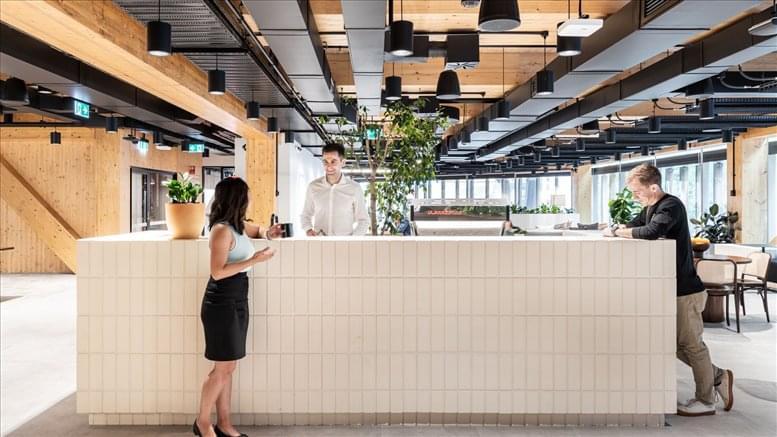 1 Sussex Street, Barangaroo Office Space - Sydney