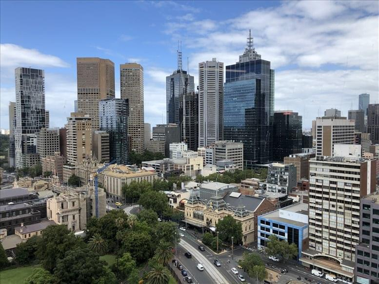 1 Nicholson Street Office for Rent in Melbourne