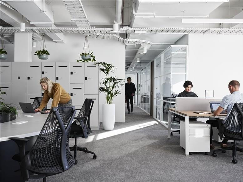 Office for Rent on 1 Nicholson Street Melbourne