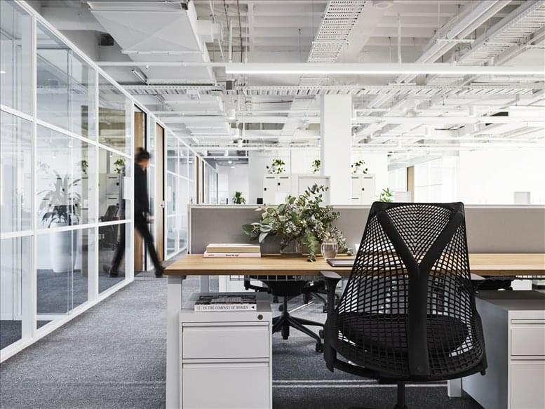 This is a photo of the office space available to rent on 1 Nicholson Street