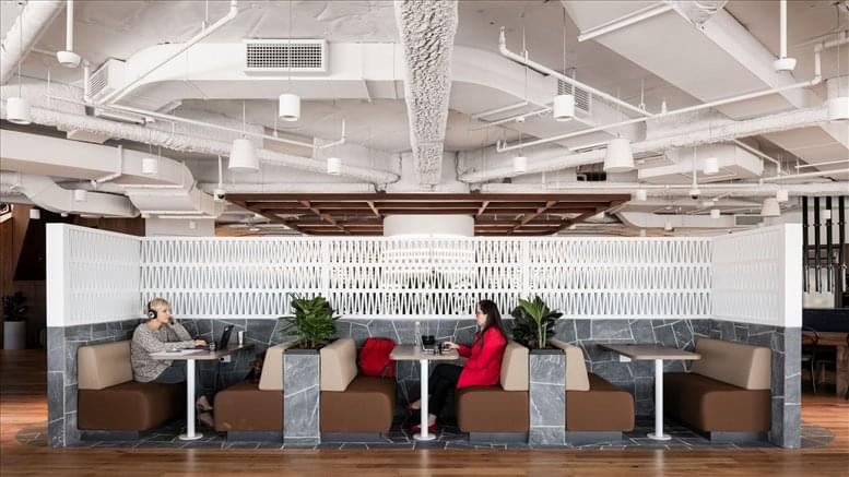 Central Park, 152 St Georges Terrace Office Space - Perth