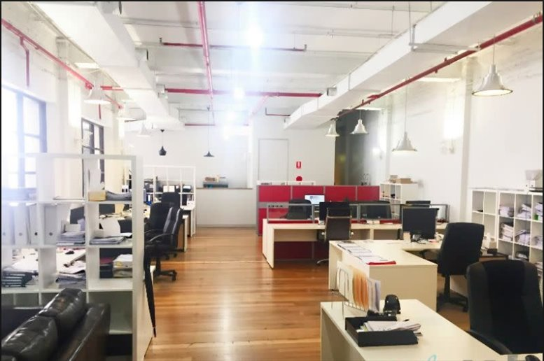 Office for Rent on 121 Flinders Lane Melbourne