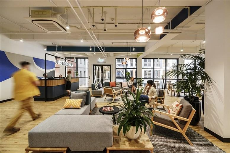 Picture of 276 Flinders St, Levels 5-9 Office Space available in Melbourne