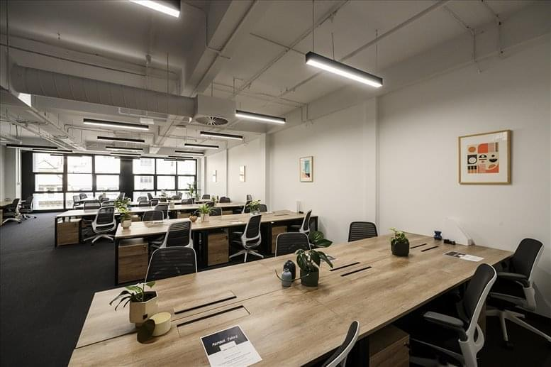 Photo of Office Space available to rent on 276 Flinders St, Levels 5-9, Melbourne