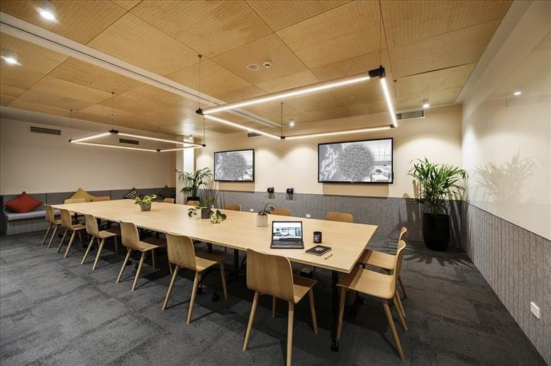 276 Flinders St, Levels 5-9 Office Space - Melbourne