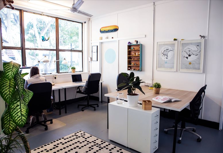 Picture of 36 Sydney Road Office Space available in Manly