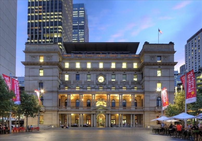 Photo of Office Space available to rent on Customs House, 31 Alfred Street, Circular Quay, Sydney