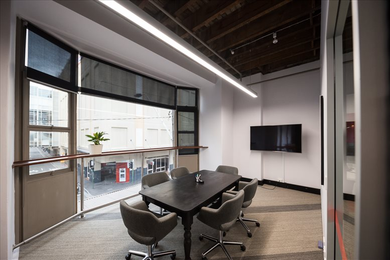 80 Bay Street, Ultimo Office Space - Sydney
