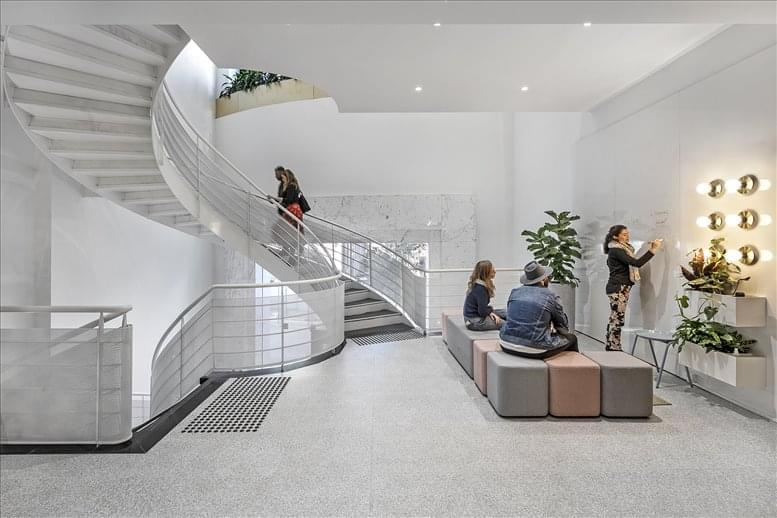 20-40 Meagher Street, Chippendale Office Space - Sydney