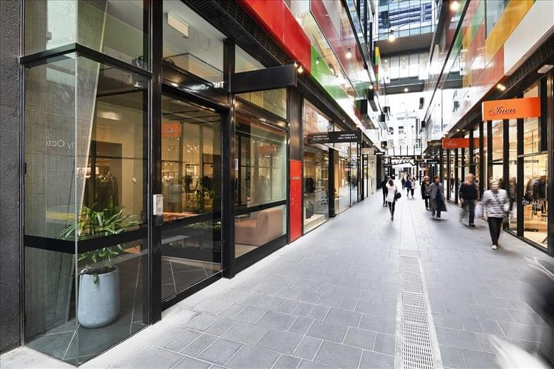 This is a photo of the office space available to rent on 3 Albert Coates Lane