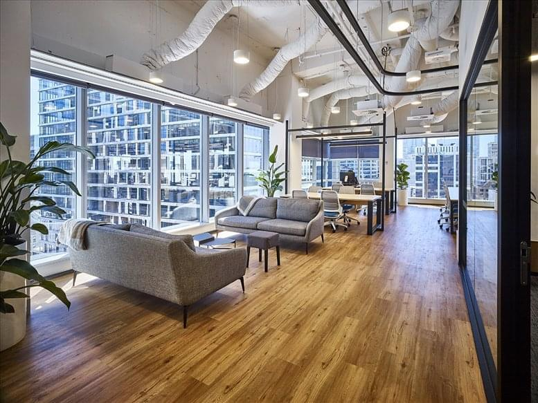 Photo of Office Space on 15 William St, Level 21/22 Melbourne