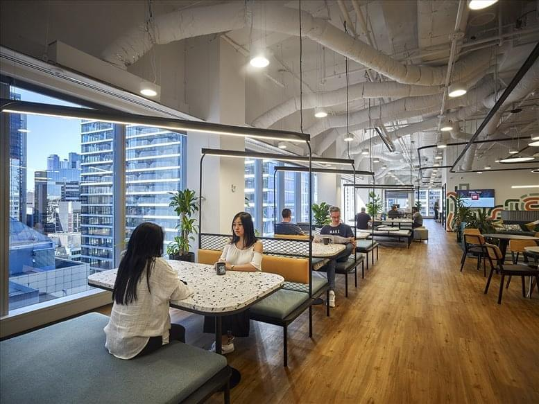 Office for Rent on 15 William St, Level 21/22 Melbourne