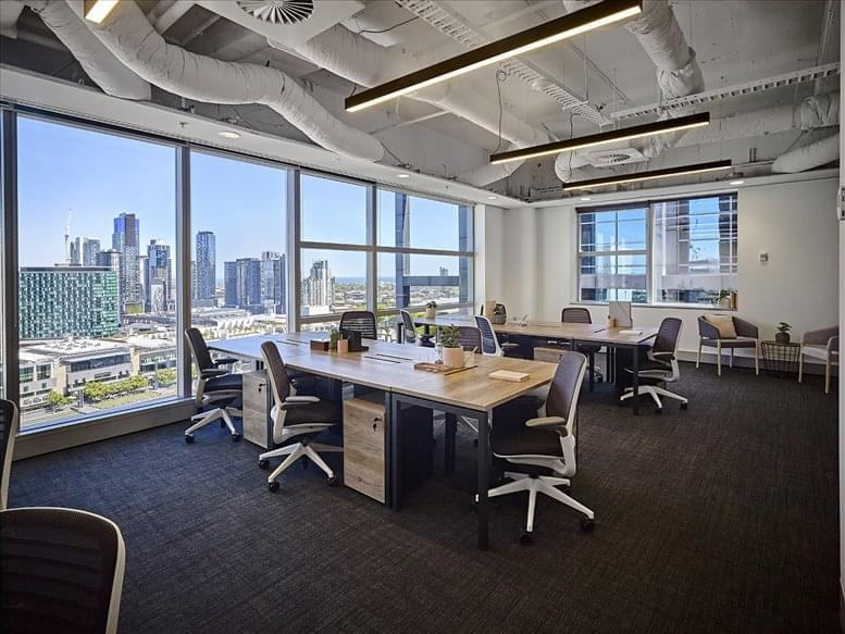 This is a photo of the office space available to rent on 15 William St, Level 21/22