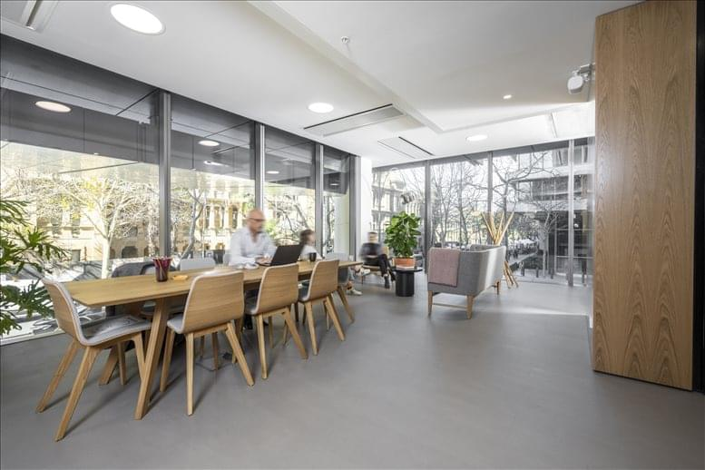 Sixty Martin Place Office for Rent in Sydney