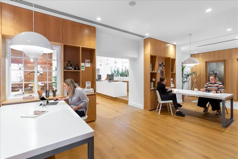 Spaces @ The Wentworth Building, 300 Murray Street Office for Rent in Perth