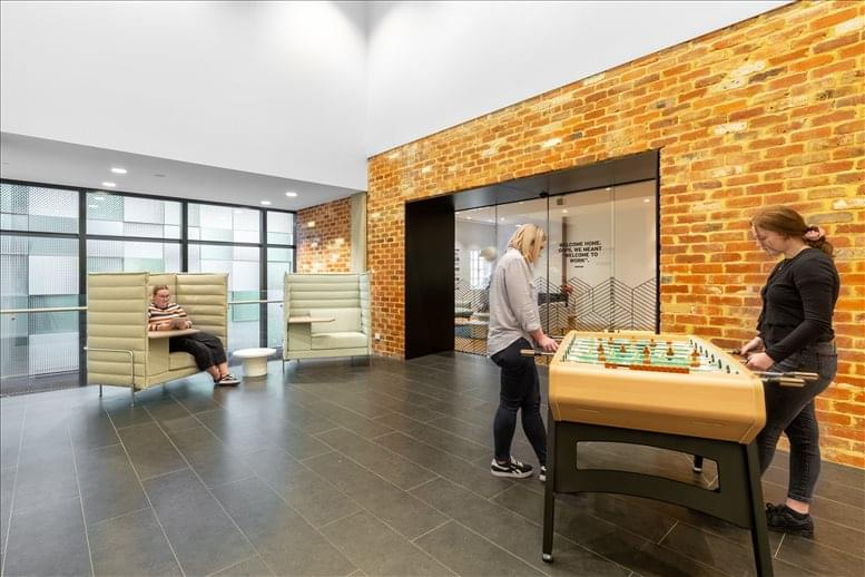 Picture of Spaces @ The Wentworth Building, 300 Murray Street Office Space available in Perth