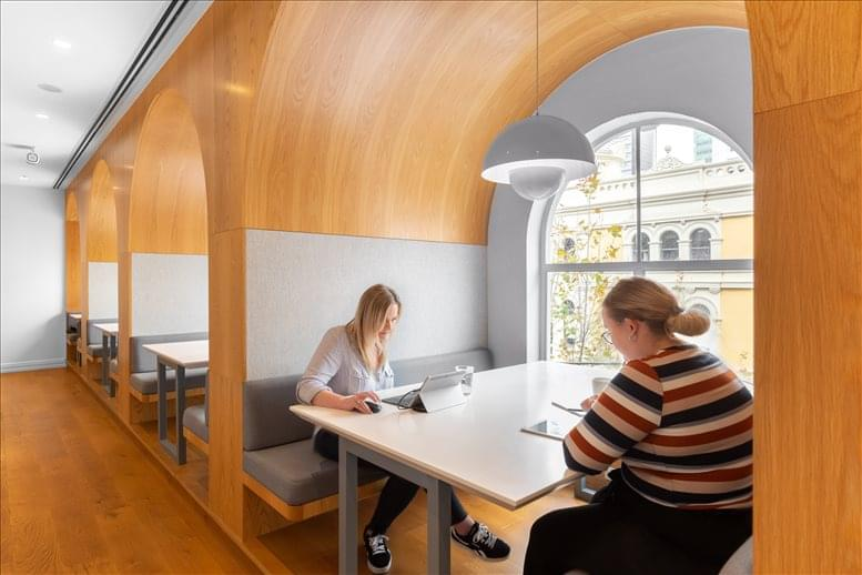 Photo of Office Space on Spaces @ The Wentworth Building, 300 Murray Street Perth