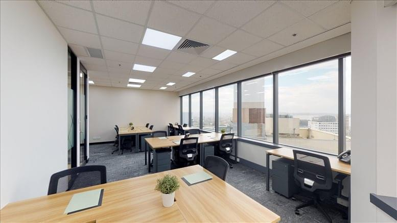 This is a photo of the office space available to rent on 141 Walker Street, Level 12