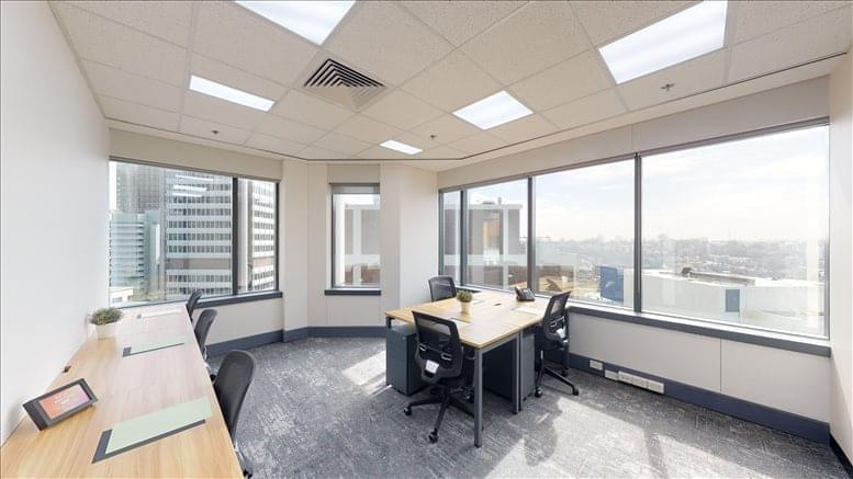 141 Walker Street, Level 12 Office Space - North Sydney