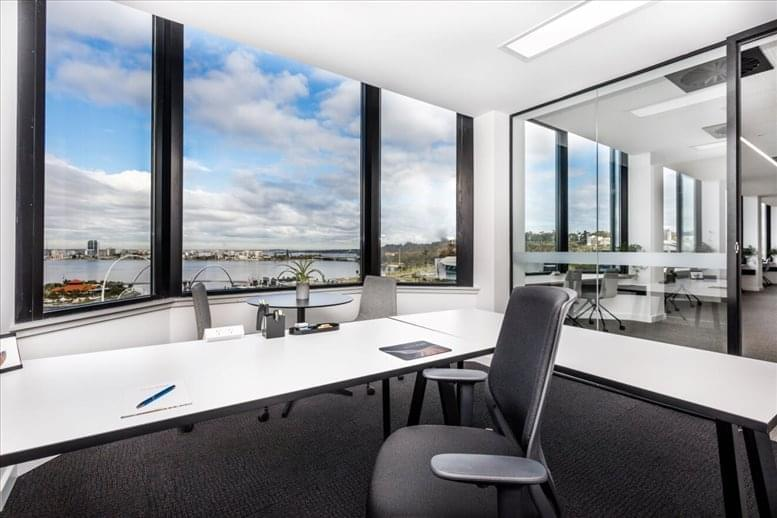 This is a photo of the office space available to rent on Quay Perth, 18 The Esplanade, Level 9