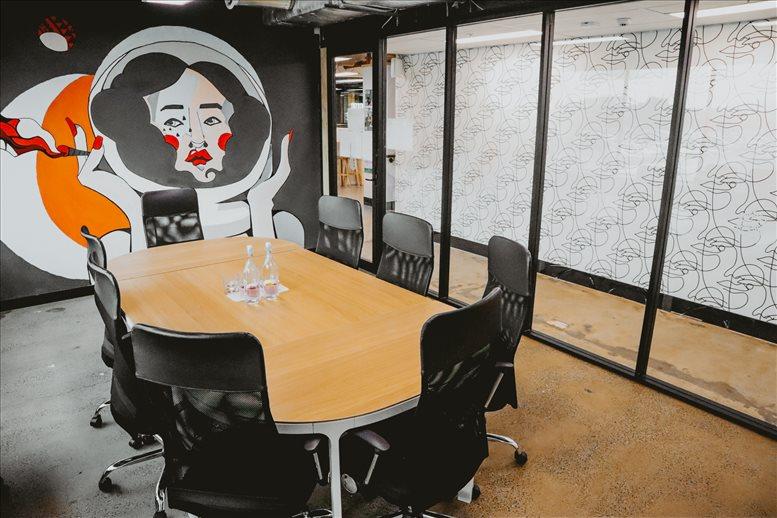 Office for Rent on 1-7 Neptune Street, Woden Town Center, Phillip Canberra
