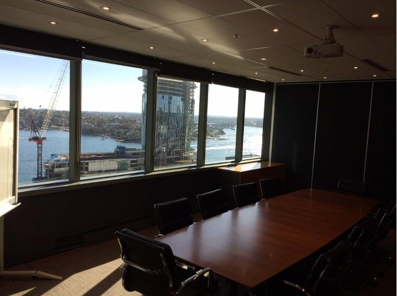 Photo of Office Space on AON Tower, 201 Kent Street, Level 18 Sydney