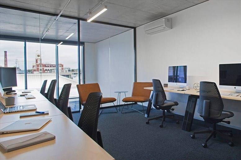 100 Cubitt St, Cremorne Office Space - Richmond