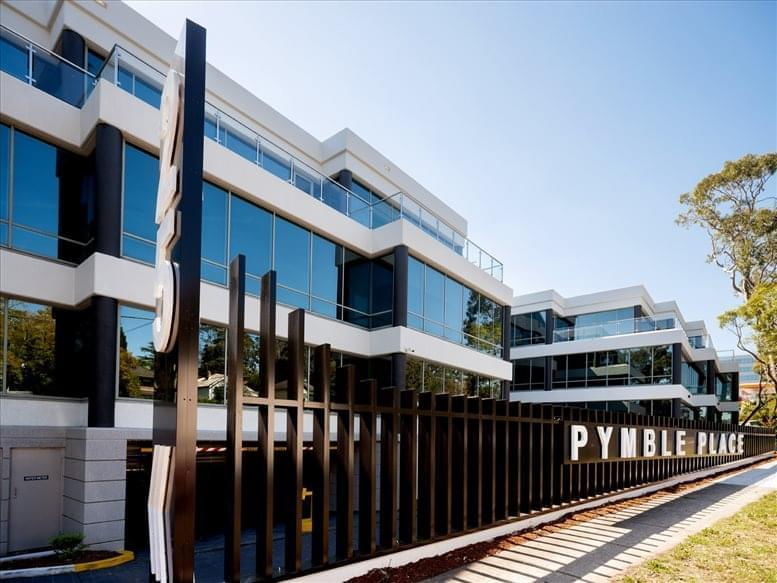 Corporate House Pymble, 25 Ryde Road, Pymble Office Space - Sydney