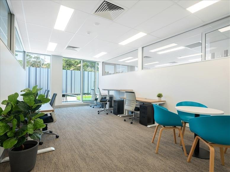 Office for Rent on Corporate House Pymble, 25 Ryde Road, Pymble Sydney