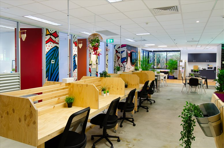 This is a photo of the office space available to rent on 743 Military Road