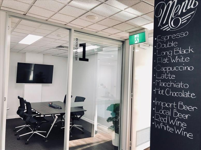 57 Berwick Street Office Space - Fortitude Valley