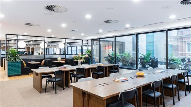 320 Pitt Street Office Space - Sydney
