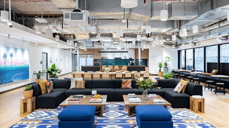Photo of Office Space on 320 Pitt Street Sydney