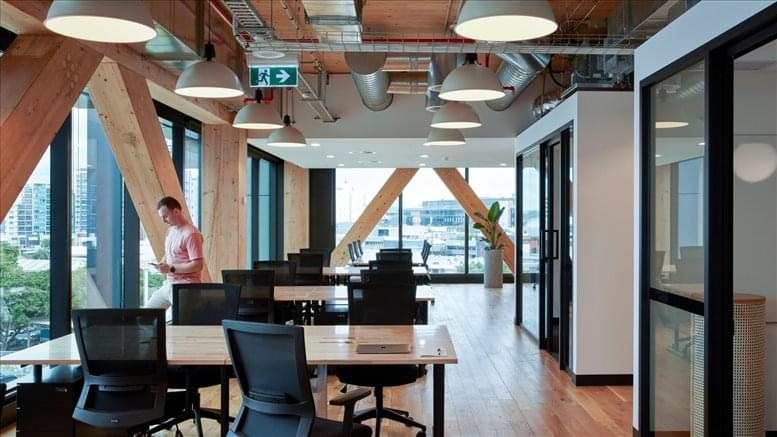 Photo of Office Space on 25 King Street, Bowen Hills Brisbane