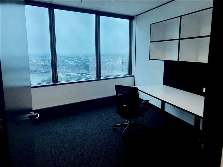 Picture of AMP Place, 10 Eagle Street, Level 28, Brisbane City Office Space available in Brisbane