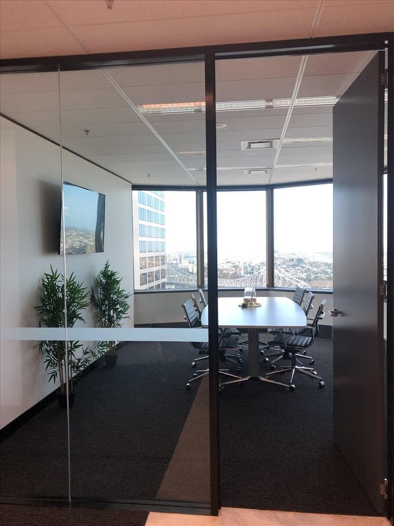 AMP Place, 10 Eagle Street, Level 28, Brisbane City Office images