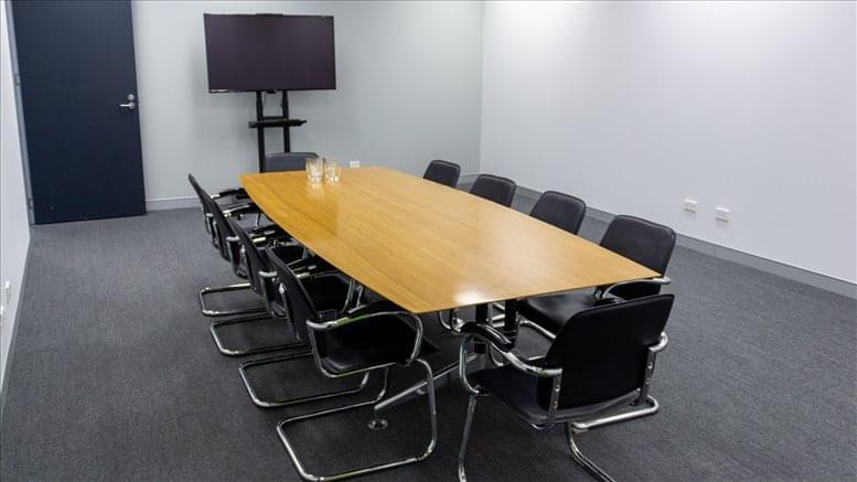 Canberra Serviced Offices - 53 Blackall Street