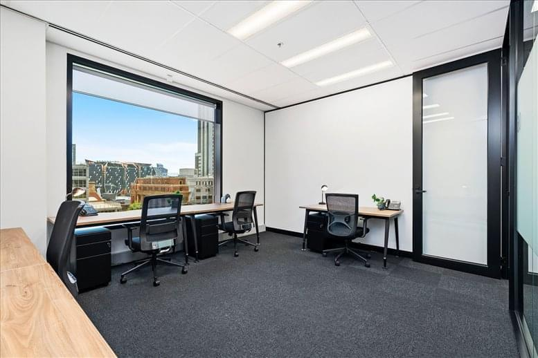 607 Bourke Street Office for Rent in Melbourne