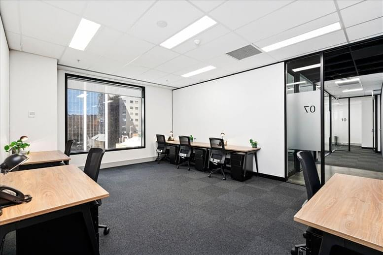 Picture of 607 Bourke Street Office Space available in Melbourne