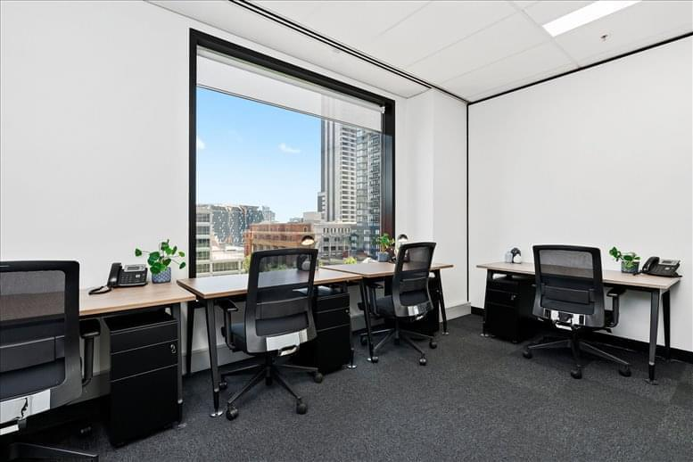 Office for Rent on 607 Bourke Street Melbourne