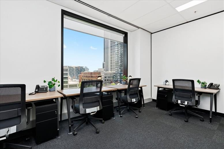 Photo of Office Space on 607 Bourke Street Melbourne