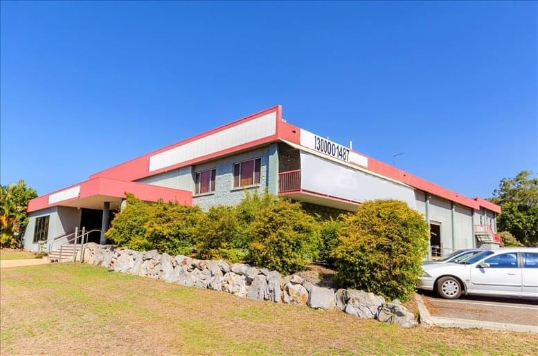 1 Manning St, South Gladstone Office Space - Brisbane
