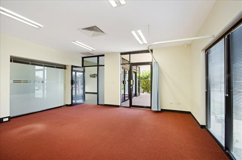 This is a photo of the office space available to rent on 1 Manning St, South Gladstone