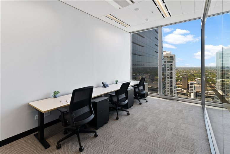 Photo of Office Space on 100 Mount Street North Sydney