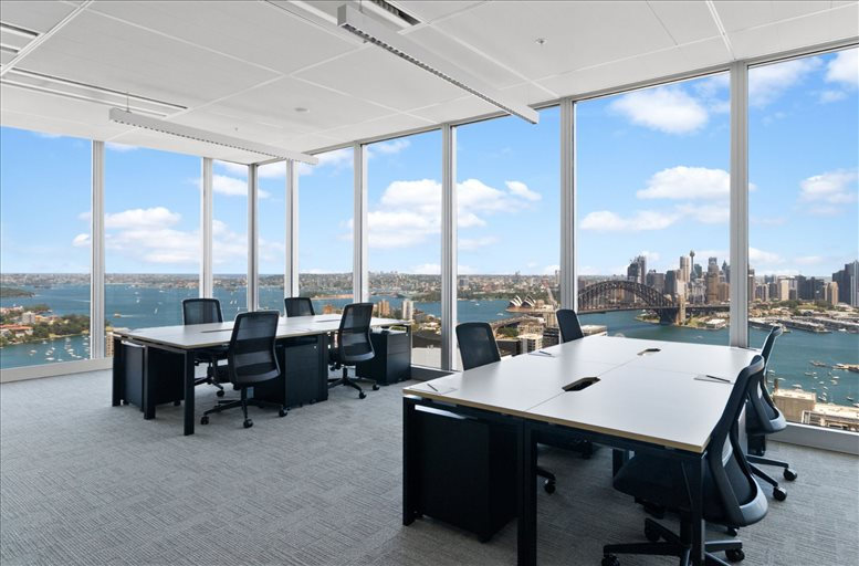 Picture of 100 Mount Street Office Space available in North Sydney